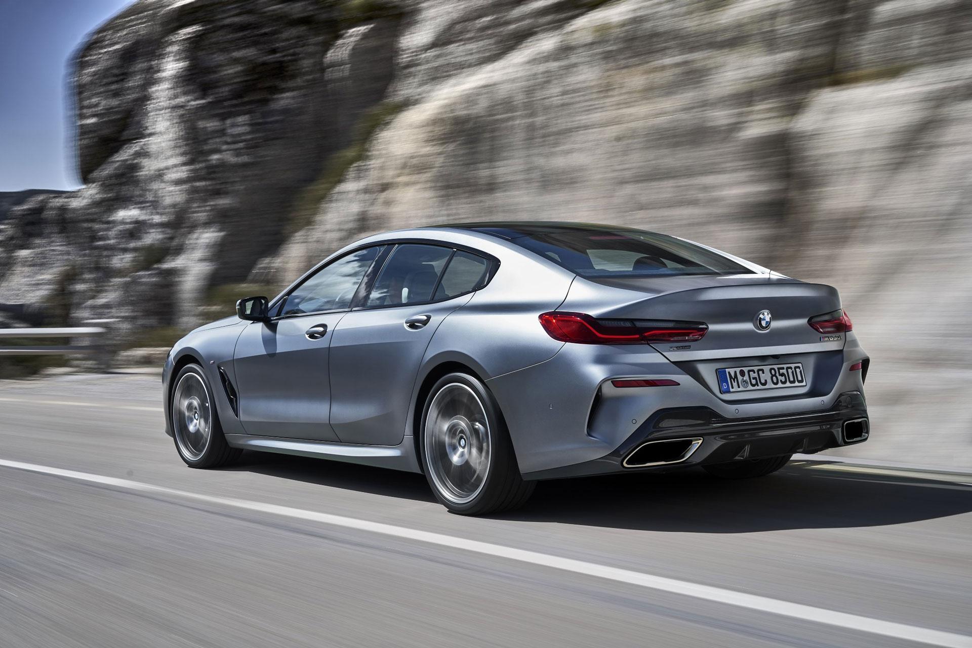 Nouvelle BMW Série 8