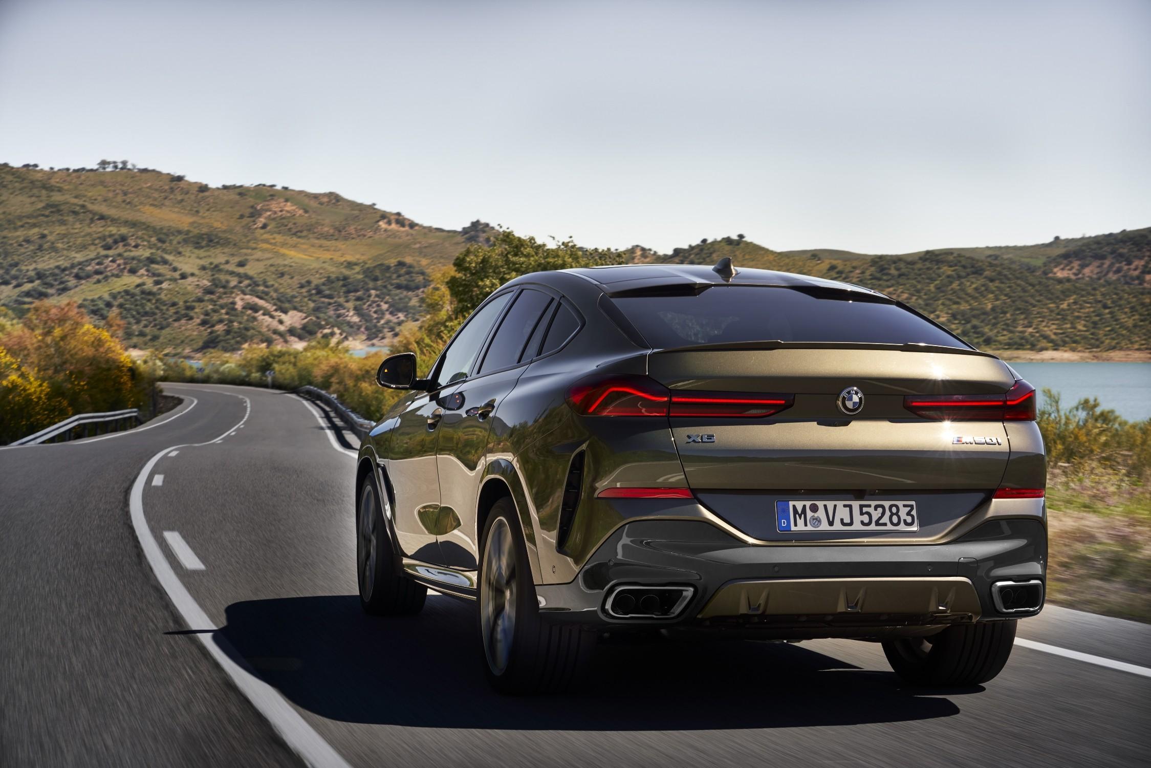 Nouvelle BMW X6