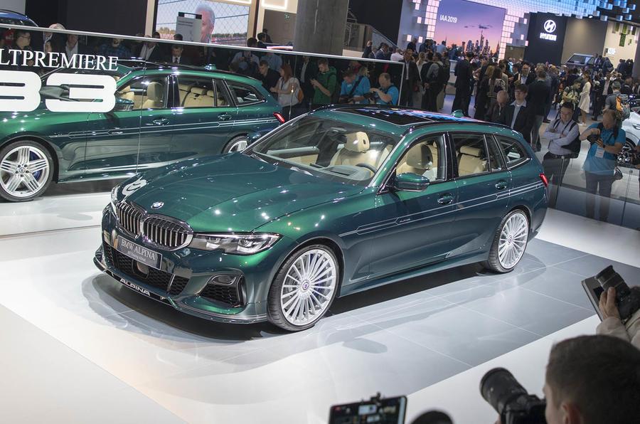 La nouvelle BMW ALPINA B3