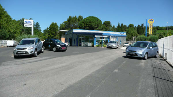 Ford clermont l 39 h rault ford tanes basses nous rejoint for Garage utilitaire montpellier