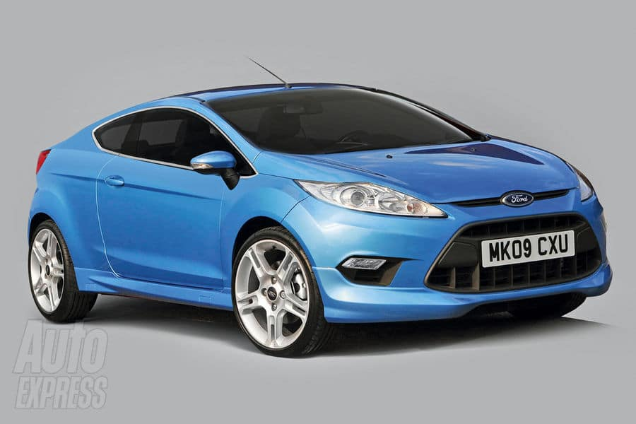 Nouvelle Ford PUMA