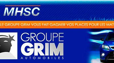 Le Groupe GRIM vous offre vos places de foot !