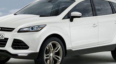 Ford Vertrek, Future Ford Kuga