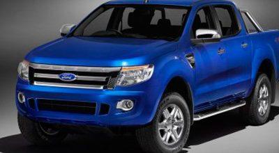 Le Ford Ranger 2011 en vidéo