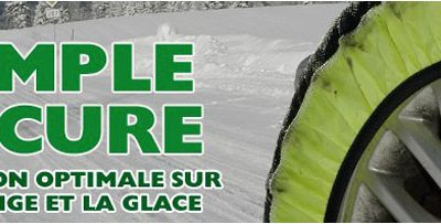 Dispositif neige antipatinage disponible chez GRIM