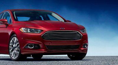 Ford dévoile la nouvelle Mondéo 2013