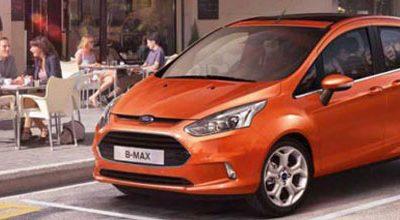 Le nouveau Ford B-MAX dévoilera son style et son contenu technologique au Salon Automobile de Genève