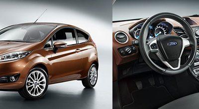 Ford révèle la nouvelle Fiesta 2013