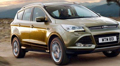 Ford lance la production du nouveau Kuga