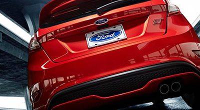 Lancement de la production de la nouvelle Ford Fiesta ST 2013