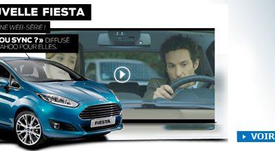 « DO YOU SYNC ?» La web-série connectée de Ford Fiesta