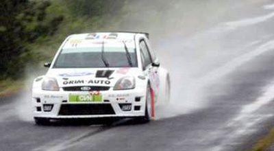 GRIM AUTO au Rallye du pays viganais