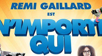 """Rémy Gaillard est """"N'importe qui"""" chez GRIM AUTO"""