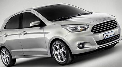 Ford dévoile la Ka Concept