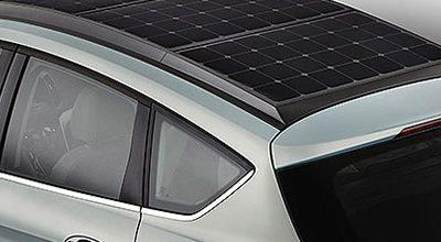 Ford C-MAX Solar Energi, hybride rechargeable au soleil
