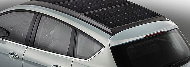 ford c max solar energi hybride rechargeable au soleil. Black Bedroom Furniture Sets. Home Design Ideas