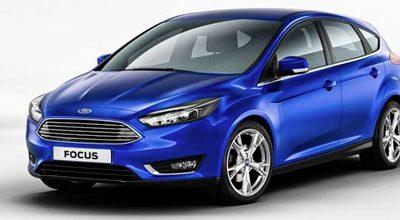 Découvrez la Ford Focus 2014