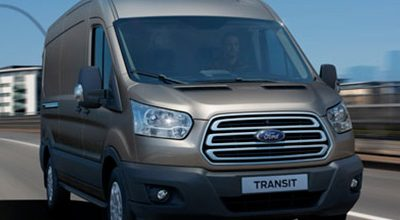 Six mois de torture pour préparer le nouveau Ford Transit à affronter dix ans de labeur