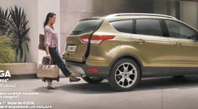 En juin, le Ford KUGA est à 169€/mois, entretien compris