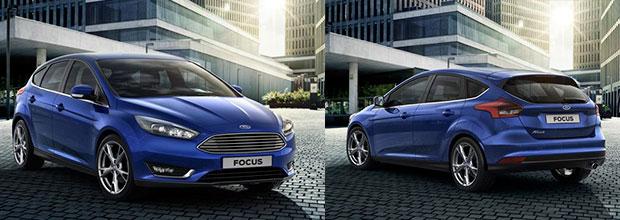 la nouvelle ford focus 2014 arrive partir de. Black Bedroom Furniture Sets. Home Design Ideas