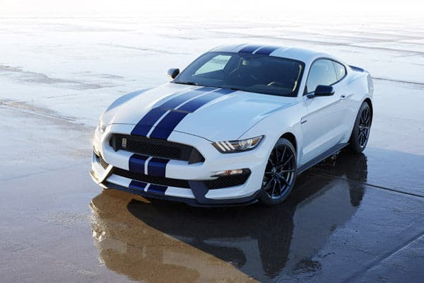Ford Mustang Shelby GT350- (1)