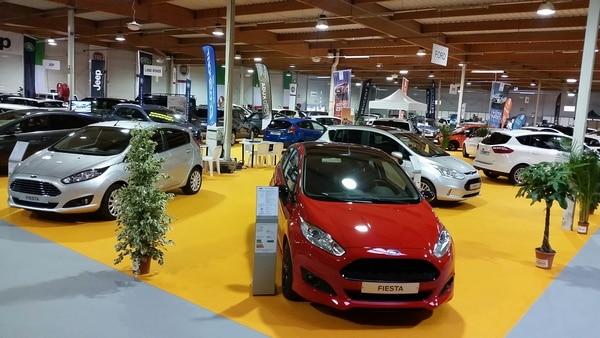 Salon de l 39 auto 2014 b ziers ford grim auto savab - Salon auto montpellier ...