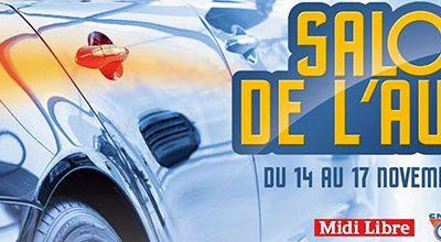 Salon de L'Auto 2014 à Béziers
