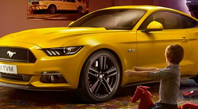Les tarifs officiels de la Mustang sont annoncés !