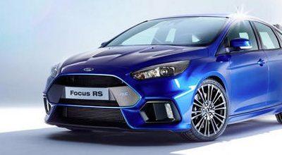 La Nouvelle Ford Focus RS 2015 se dévoile