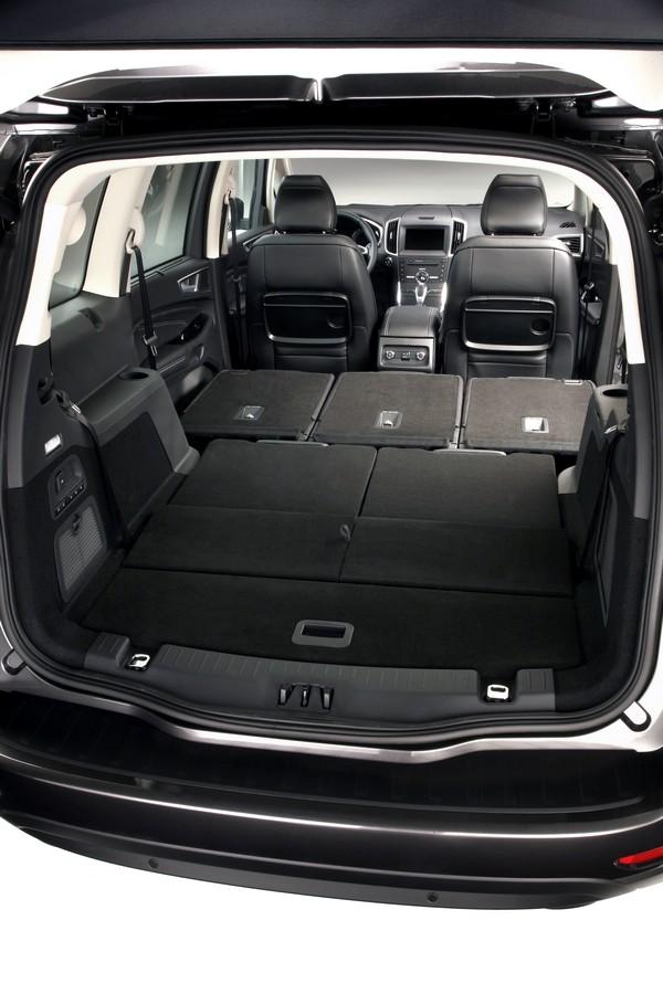 Le Tout Nouveau Ford Galaxy 2015 Monospace 7 Places Haut