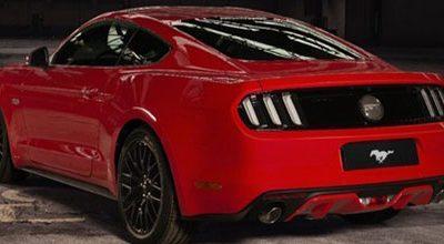Ford Mustang : le plein de chiffres