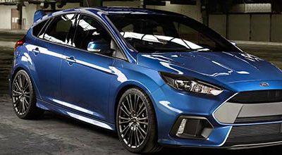 Ford annonce 350 ch sous le capot de la nouvelle Focus RS
