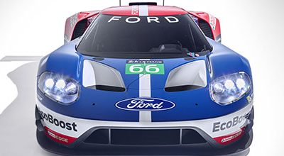 Ford retournera au Mans en 2016 avec la toute nouvelle Ford GT : Découvrez la vidéo