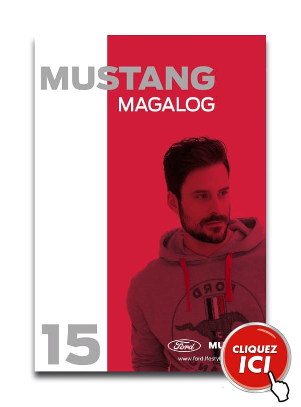 catalogue Mustang