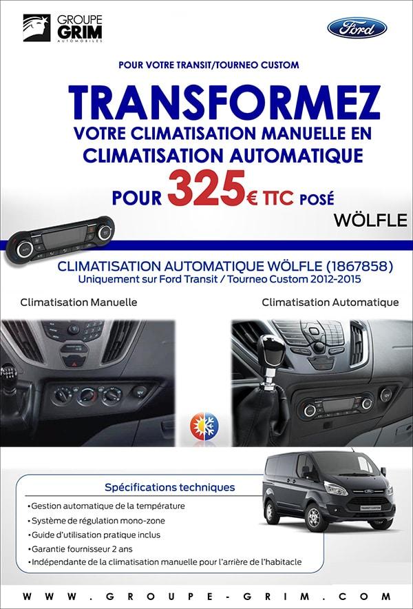 Climatisation automatique (1)