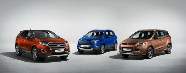 Ford lancera 5 nouveaux SUV en Europe dans les trois ans (1)