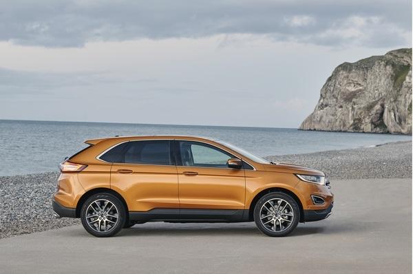 Ford lancera 5 nouveaux SUV en Europe dans les trois ans (4)