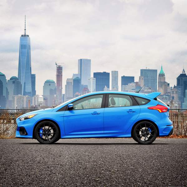 Nouvelle ford focus rs  (1)