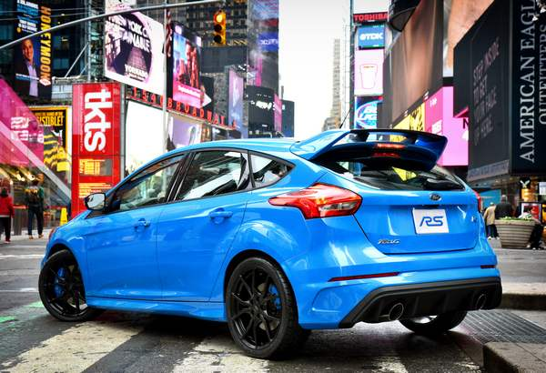 Nouvelle ford focus rs  (2)