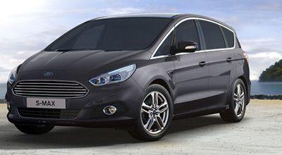 Les tout-nouveaux Ford S-MAX et Galaxy obtiennent la note maximum de 5 étoiles aux tests Euro NCAP