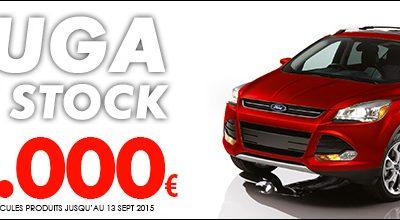 KUGA EN STOCK -6.000€