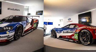 La toute nouvelle Ford GT de course fera ses débuts européens en compétition à Silverstone