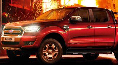 Téléchargez le catalogue du nouveau Ford RANGER 2016