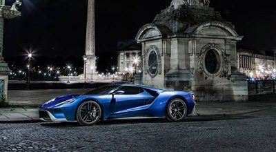 Ford GT‬ élue « design of the year 2016 »