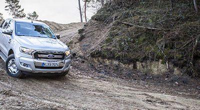 Le nouveau Ford Ranger est le seul pick-up à obtenir 5 étoiles aux tests Euro NCAP