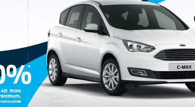 LES TEMPS FORD : FORD C-MAX