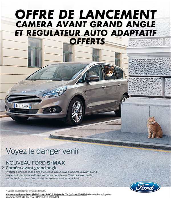 offre de lancement nouveau ford s max ford grim auto savab saval fordstore ford rodez. Black Bedroom Furniture Sets. Home Design Ideas