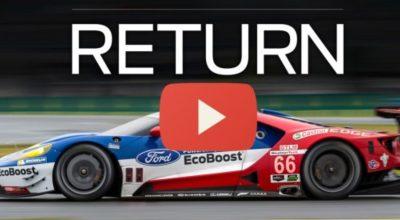 Le retour de la Ford GT – Episode 1