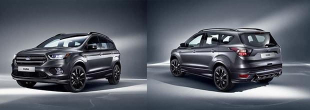 Ford pr sente le nouveau kuga un suv au design sportif for Garage ford saval valence