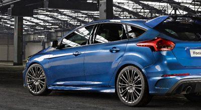 Le moteur EcoBoost de la nouvelle Focus RS